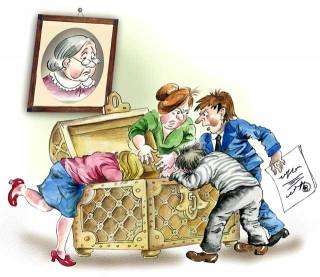 Du bör skriva testamente för att klargöra hur du vill att din kvarlåtenskap skall fördelas.vid din bortgång.