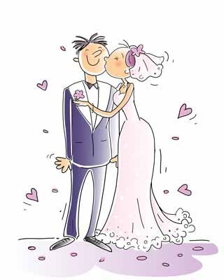 Äktenskapsförord exempel