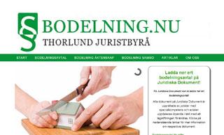 Gratis juridisk information om bodelning för makar och sambor samt möjlighet till nedladdning av bodelningsavtal.